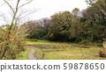 Japanese original scenery (late autumn) 59878650