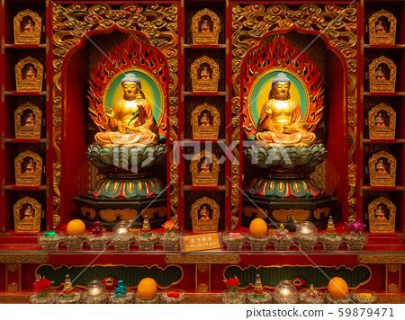 在新加坡的佛像 59879471