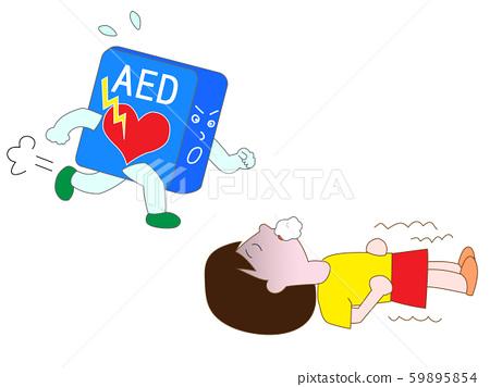 AED生命支持 59895854