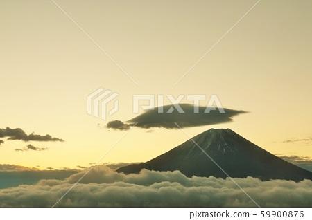 富士和雲海 59900876