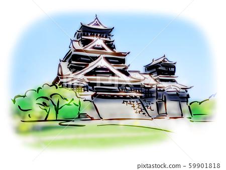Kumamoto Prefecture Kumamoto City / Kumamoto Castle 59901818