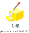 Butter oil Icon. Oil, Fat, Food label, logo for 59902517