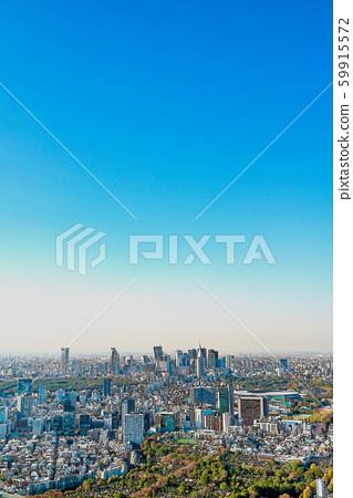[Tokyo] City landscape 59915572