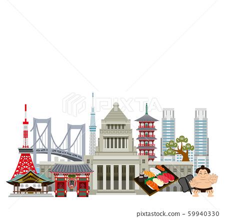 Tokyo sightseeing trip 59940330