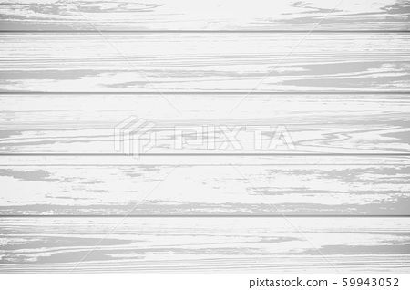 Vector white wood realistic textured background . - Stock ...
