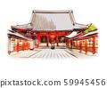 Taito-ku, Tokyo / Sensoji Temple 59945456