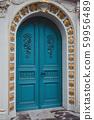 wooden door 59956489