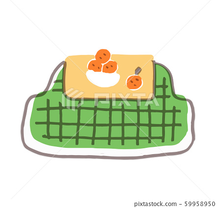 被炉和橘子 59958950