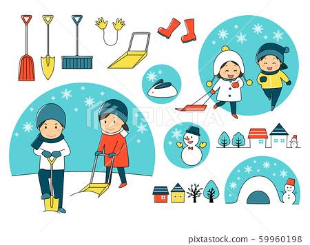 下雪天 59960198