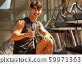 남성 피트니스 트레이너 59971363