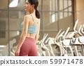 女性健身健康 59971478