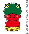 Red gob 59976648