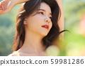 女性护发自然 59981286