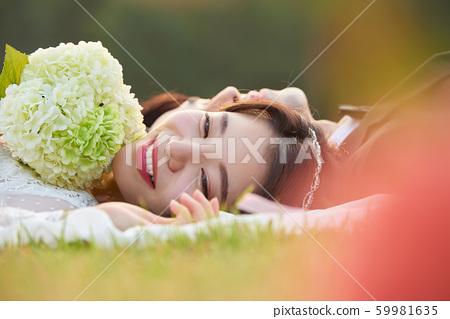夫妻結婚園 59981635