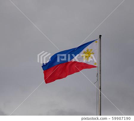 Philippines flag 59987190