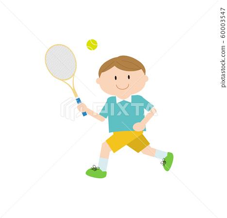 테니스 소년 1 60003547