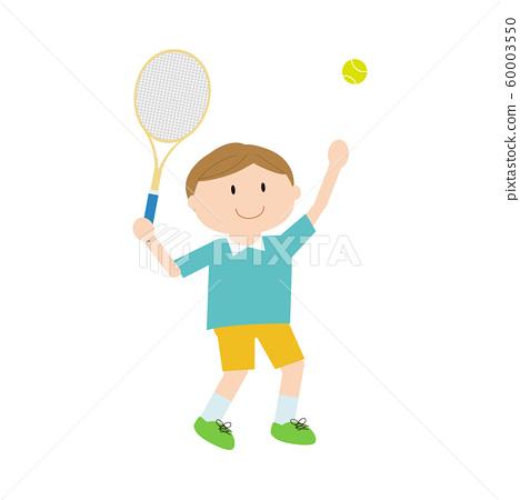 테니스 소년 3 60003550