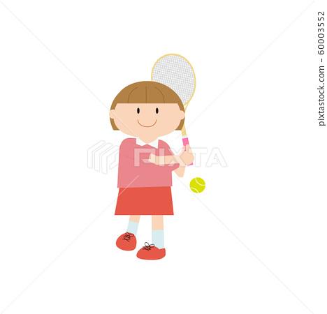 테니스 여자 2 60003552