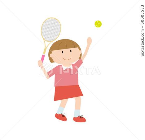테니스 여자 3 60003553
