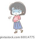 孕妇的插图4 60014775