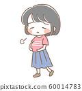 孕婦的插圖3 60014783