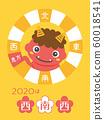 2020 Ekata West Southwest Akaki character 60018541