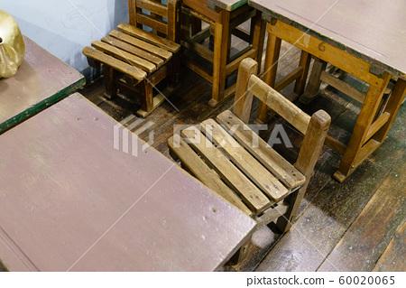 추억의 옛날 교실 60020065