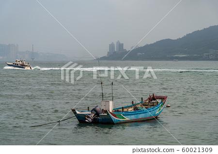 淡水 Taiwan Tamsui 觀光景點 特色建築 巷弄建築 淡水河岸 60021309
