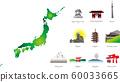 日本的观光景点 60033665