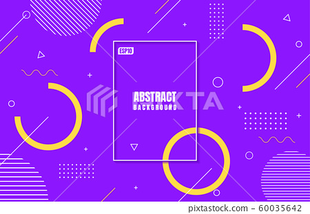 Abstract modern purple colors gradient 60035642