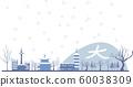 Kyoto silhouette color winter 60038309