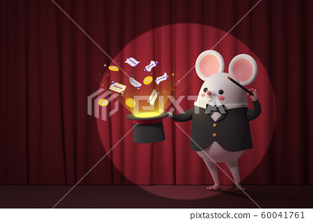Happy new year of rat 2020 008 60041761