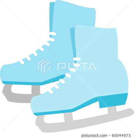 피겨 스케이트 신발 60044973