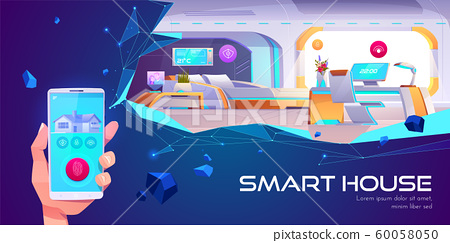 Smart house and artificial intelligence technology 60058050