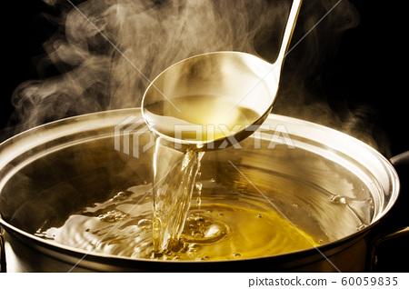 湯高湯,海帶高湯和湯料 60059835