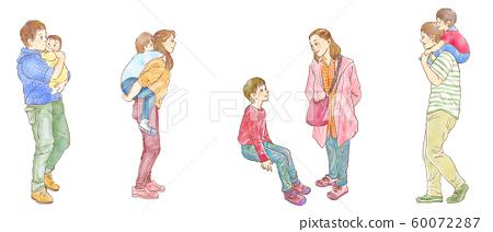 Parent and child 60072287