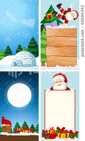 Background templates with christmas theme 60080342