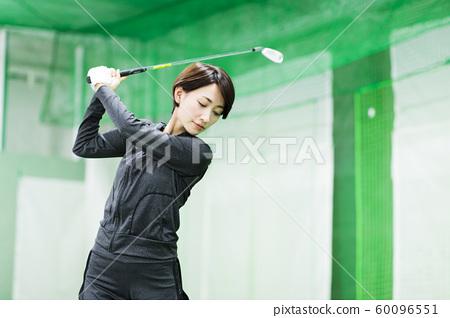 高爾夫球高爾夫學校健身健身房 60096551