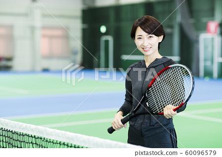 網球網球俱樂部網球學校健身健身房婦女 60096579