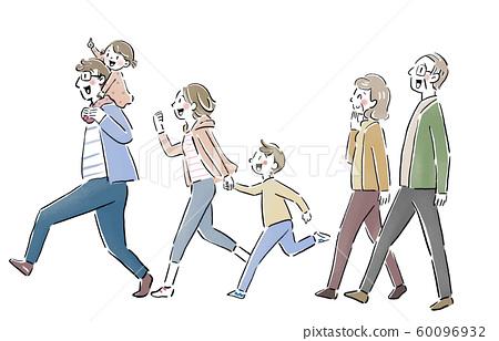 奔跑的家庭 60096932
