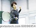网球网球俱乐部网球学校健身健身房妇女 60096954