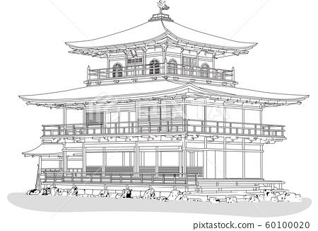 金閣寺1 60100020