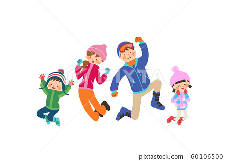 Family jumping 60106500