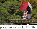 일본 정원의 전 촬영 촬영 풍경 60108366