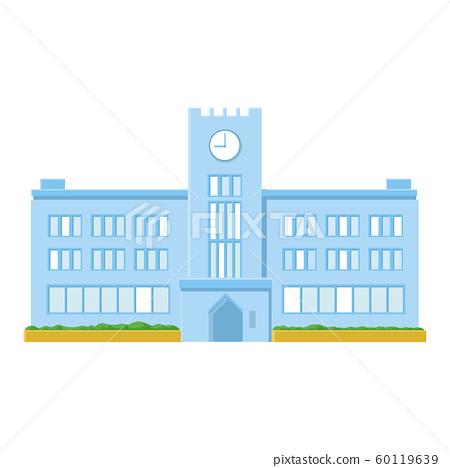 Illustration material | School | Vector 60119639