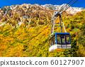 <Toyama Prefecture> Autumn leaves of Kurobedaira and Tateyama Kurobe Alpine Route 60127907