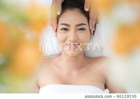 Female beauty esthetics 60129530