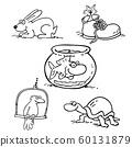animal pet collection cartoon 60131879