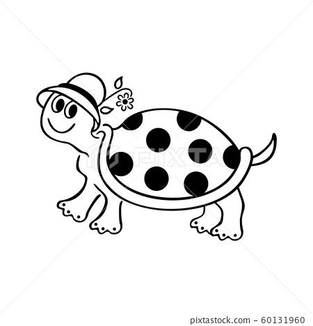funny turtle cartoons 60131960