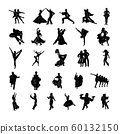 dancer silhouette collection 60132150